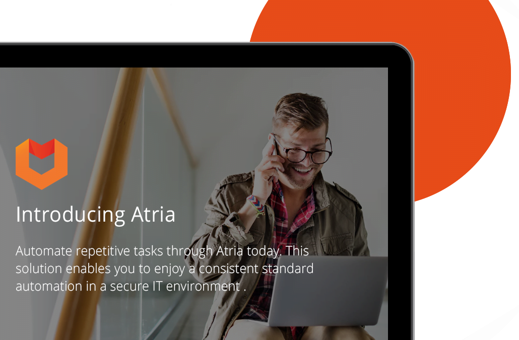 Automation instead of Workflow for the Service Desk using Atria